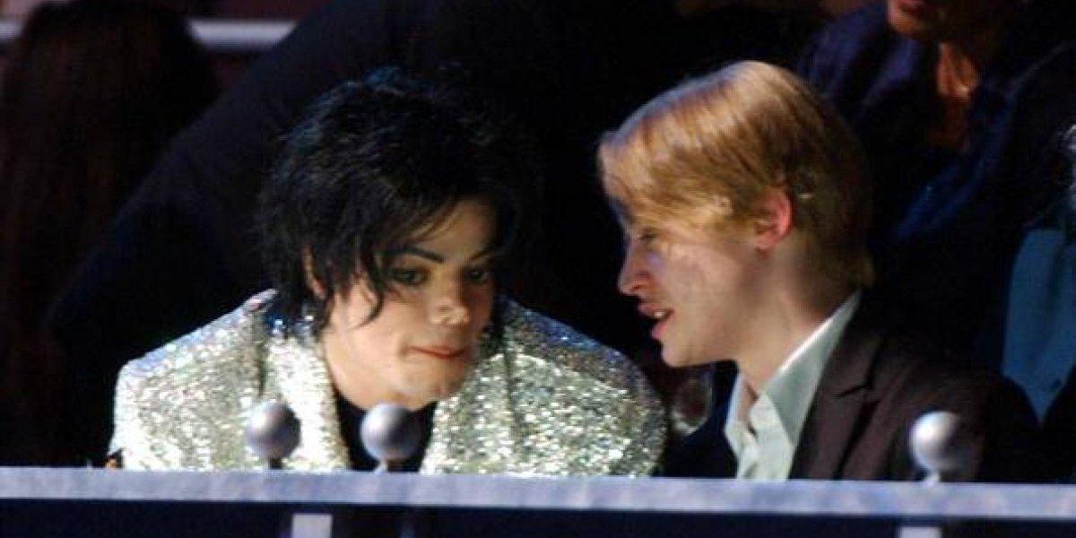 Macaulay Culkin contó cómo era su relación con Michael Jackson