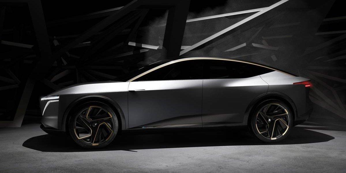 Nissan muestra su concepto IMs en el NAIAS 2019
