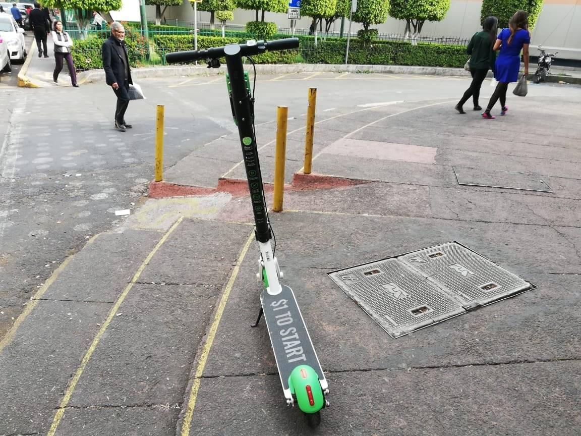 Los patines no podrían salir de su polígono Foto: Nicolás Corte