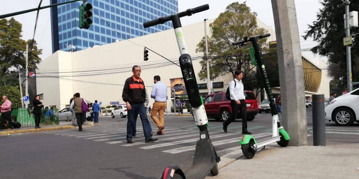 Proponen multas a usuarios de patines y bicicletas sin anclaje