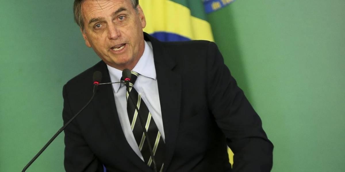 Bolsonaro assina MP de combate a fraudes no INSS