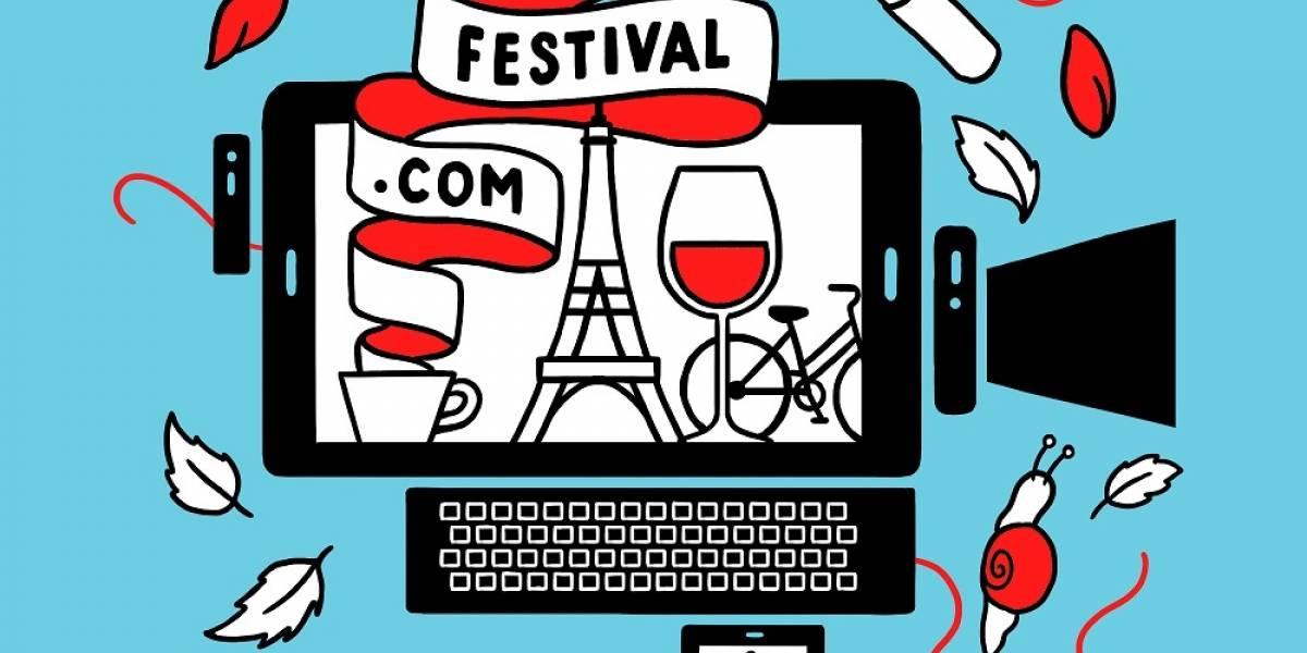Francia inicia mañana novena edición festival de cine en línea