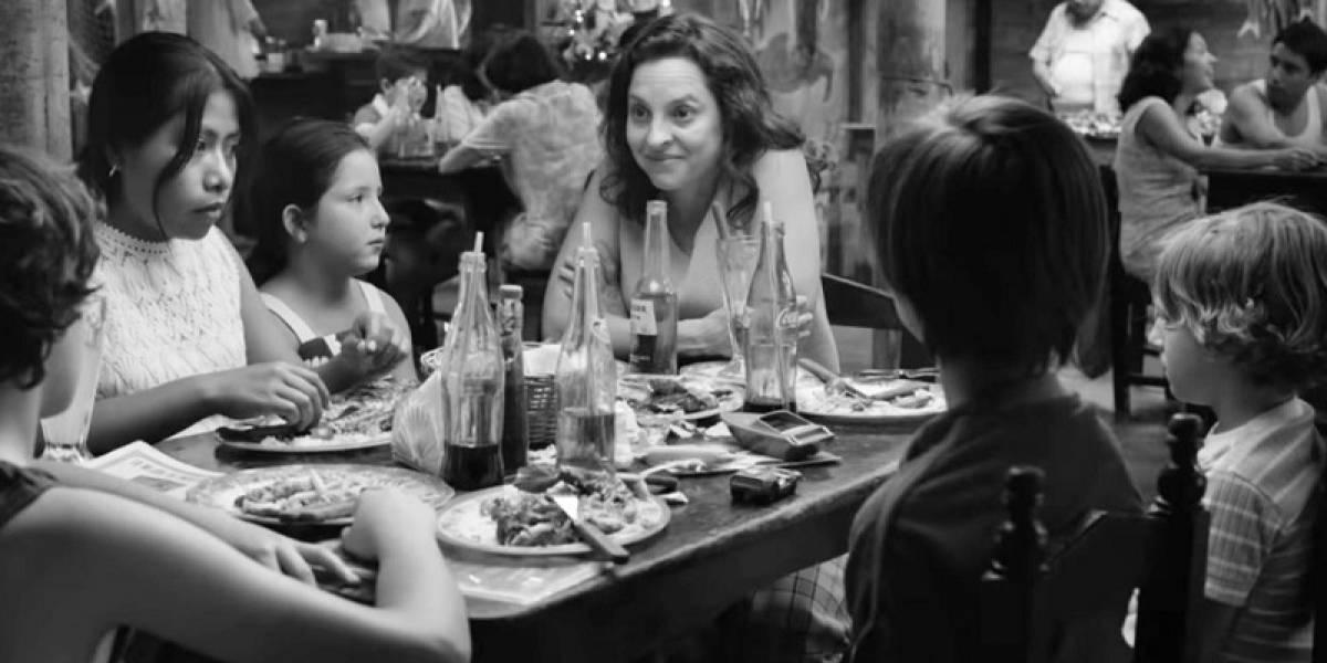 Película 'Roma' sigue conquistando premios