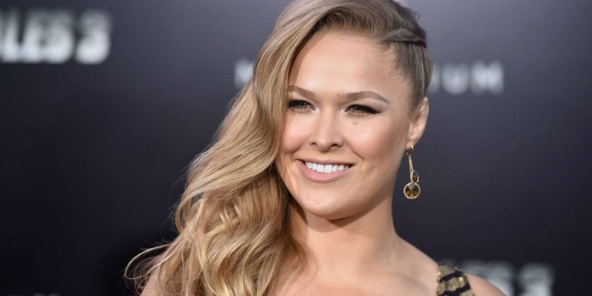 Ronda Rousey será la voz de Sonya Blade en Mortal Kombat 11