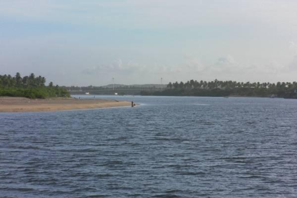 Barra de Jangada praia recife afogamento