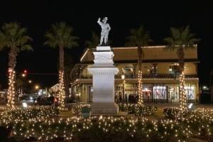 Navidad en San Agustín Florida