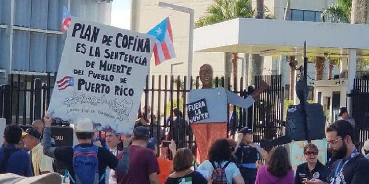Levantan su voz frente al Tribunal Federal contra acuerdo COFINA