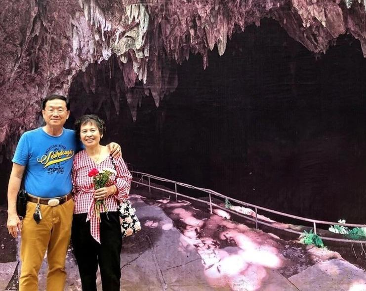 Tailandia cueva
