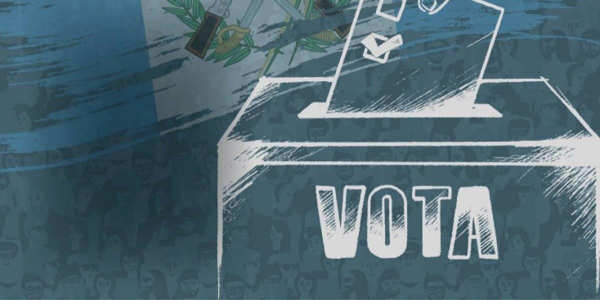 Piden a guatemaltecos en EE. UU. integrar Juntas Receptoras de Votos