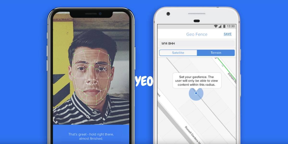 Tiembla WhatsApp: YEO promete ser una mejor app con reconocimiento facial