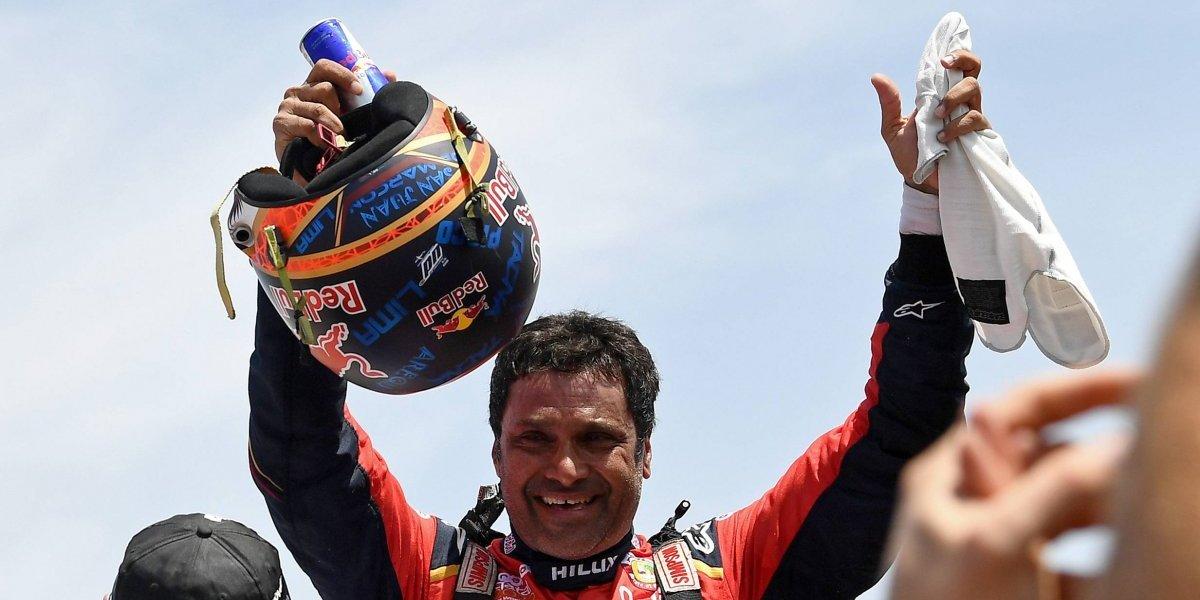 En el cierre de la competencia, el catarí Nasser al-Attiyah gana el Rally Dakar