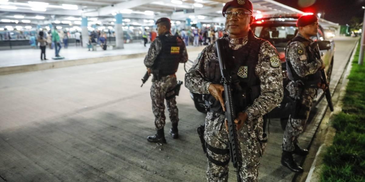Ataques no Ceará: sobe para 400 o número de presos
