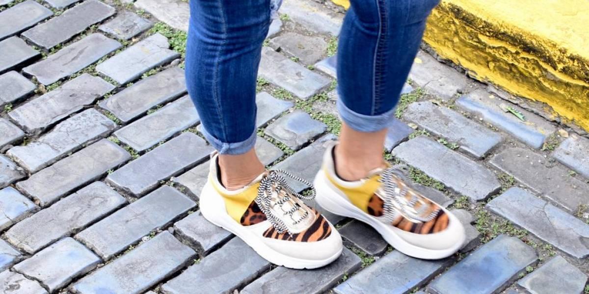 Fotos: Los zapatos de la SanSe