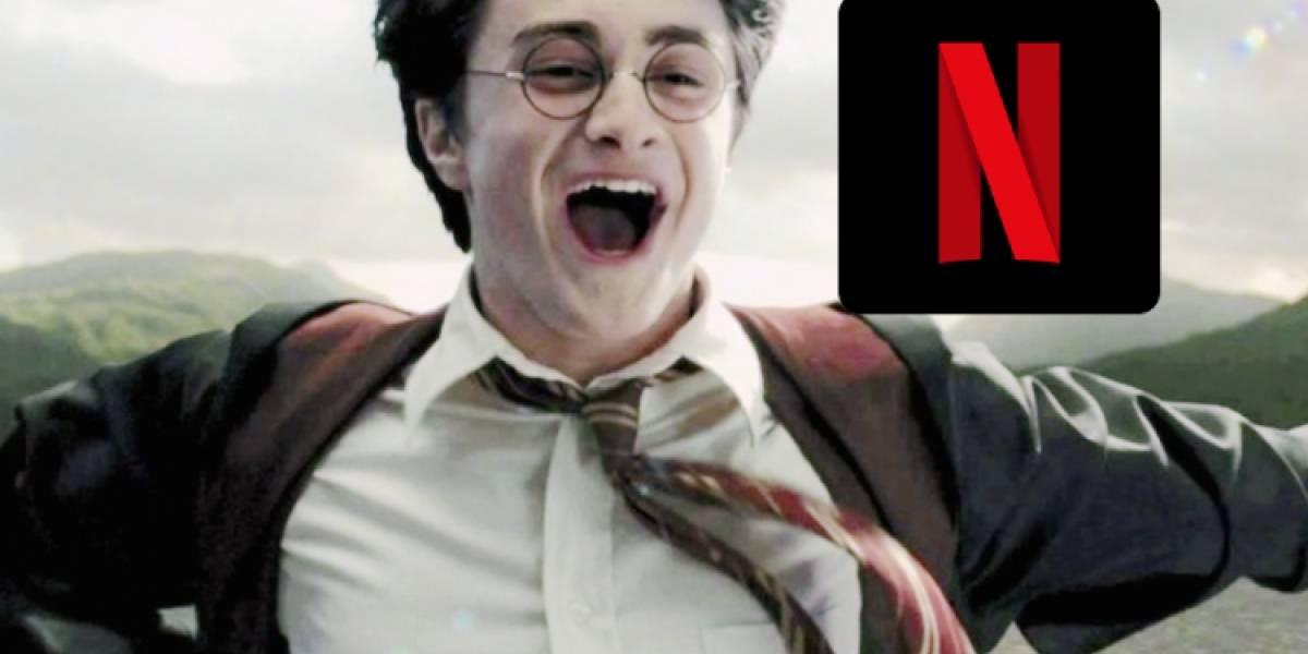Harry Potter por fin llega a Netflix en toda Latinoamérica