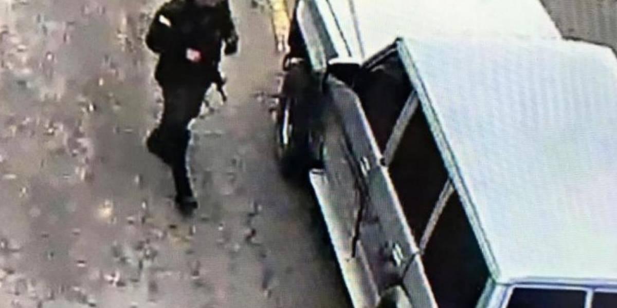 Cómo compró José Aldemar Rojas la camioneta del atentado contra la Escuela de Policía