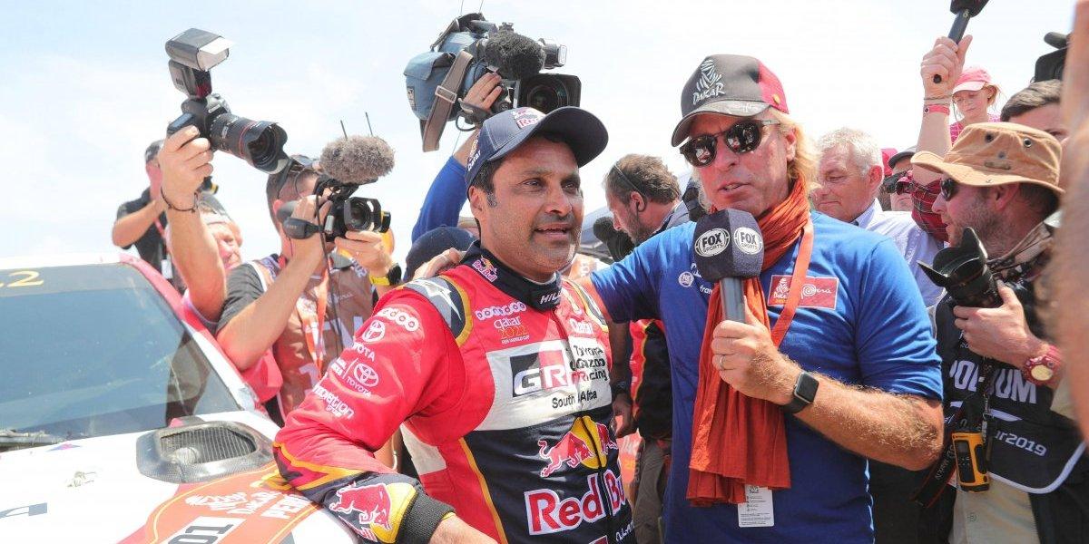 Al-Attiyah y Toby Price son los campeones del Rally Dakar 2019