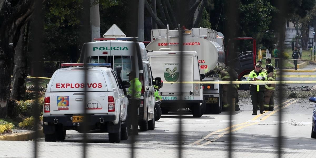 Lenín Moreno envía un mensaje tras la explosión de un coche bomba en Colombia