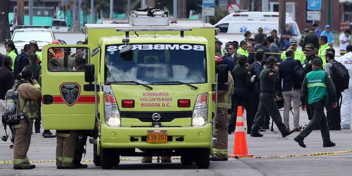 La ecuatoriana Erika Chicó falleció por explosión de choche bomba en Bogotá, Colombia
