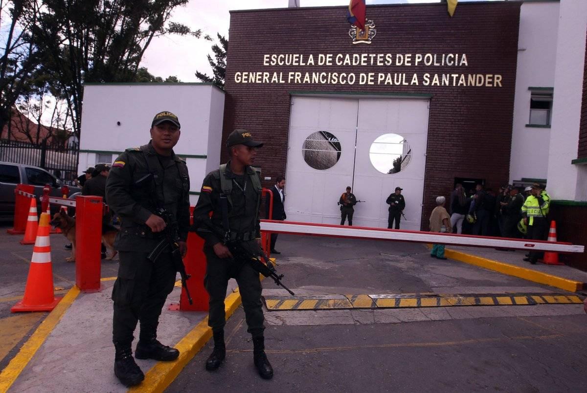 Escuela General Santander EFE