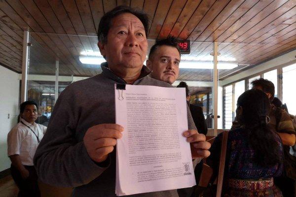 presentan amparo contra CSJ por tramitar antejuicios contra magistrados de CC