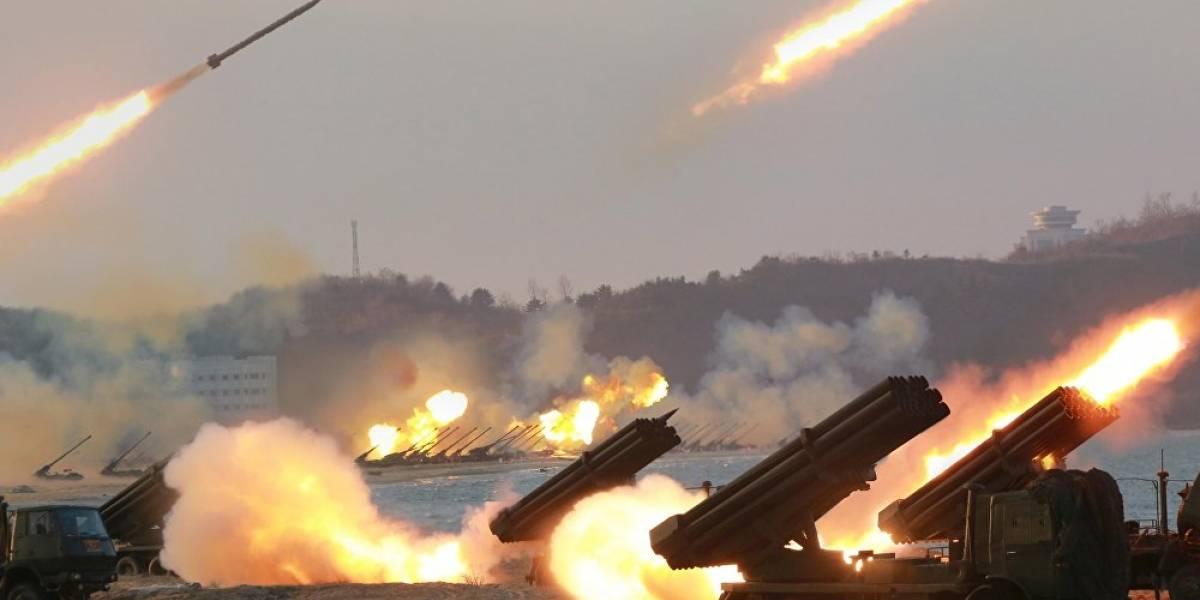Estados Unidos podría desplegar sistema antimisiles... en el espacio