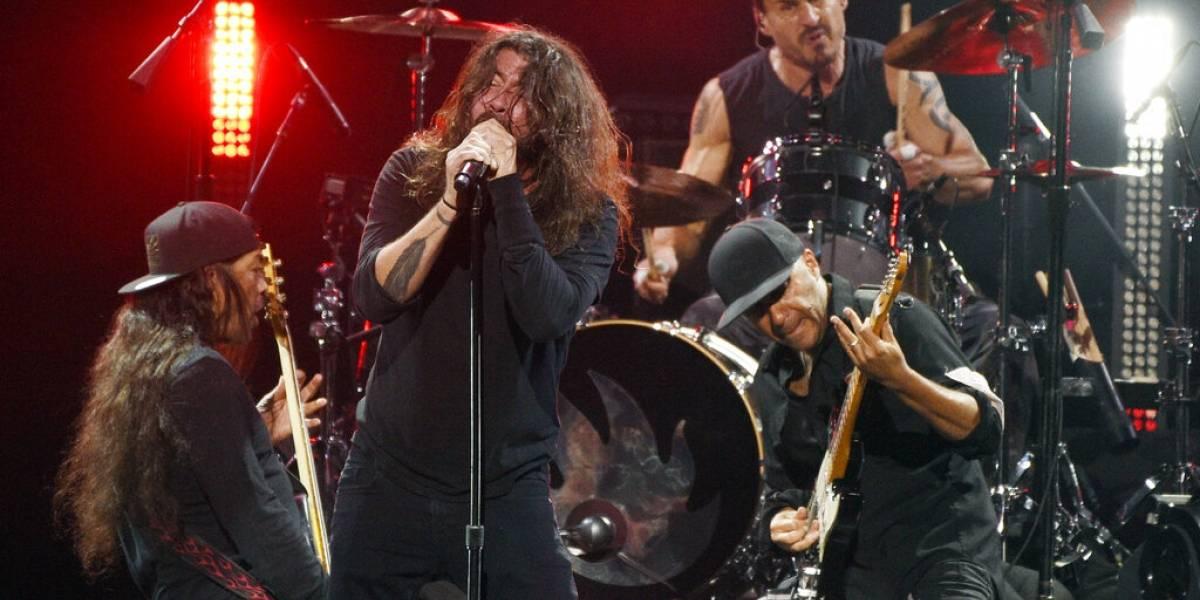 Metallica y Miley Cyrus cantan en homenaje a Chris Cornell