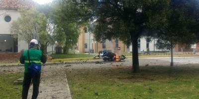 Colombia: Capturan a segundo implicado en el atentado que dejó 21 muertos en Bogotá