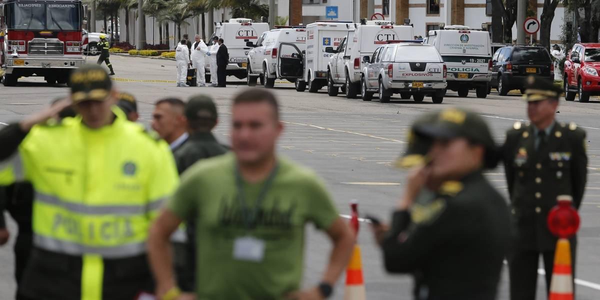 """Explosión de coche bomba en Bogotá: identifican al autor material del """"miserable acto terrorista"""" en Colombia"""