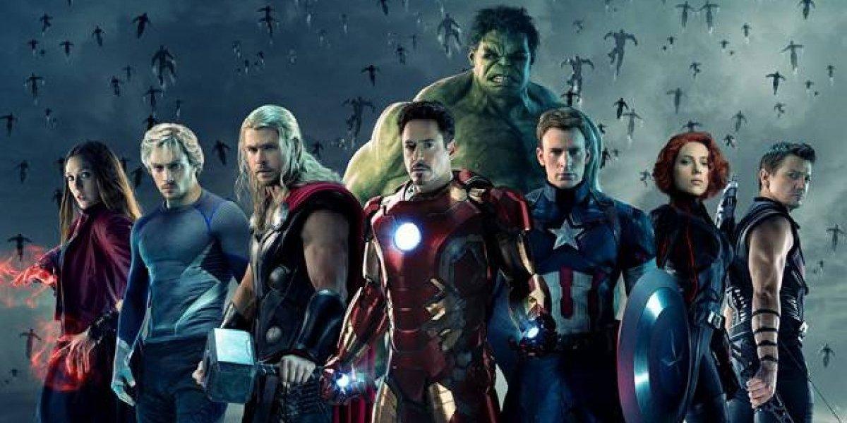 #10YearChallengue aplicado en los Avengers
