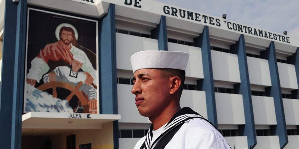 Armada del Ecuador inicia proceso de reclutamiento para aspirantes a tripulantes especialistas