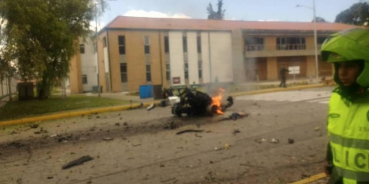 Colombia: Alcalde de Bogotá confirma cinco muertos por explosión de coche bomba