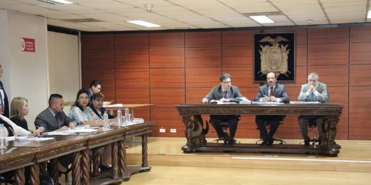 Fiscalía solicitó fijar fecha para formular cargos a Carlos Ochoa, exsuperintendente de la Supercom