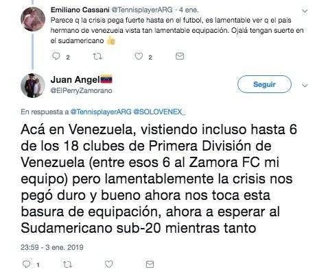4. Givova en Venezuela