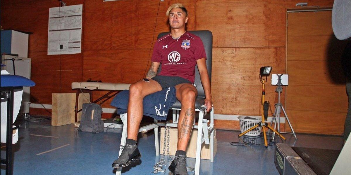 Gabriel Ruiz-Tagle confirmó reunión con Juan Carlos Gaete para definir su futuro en Colo Colo