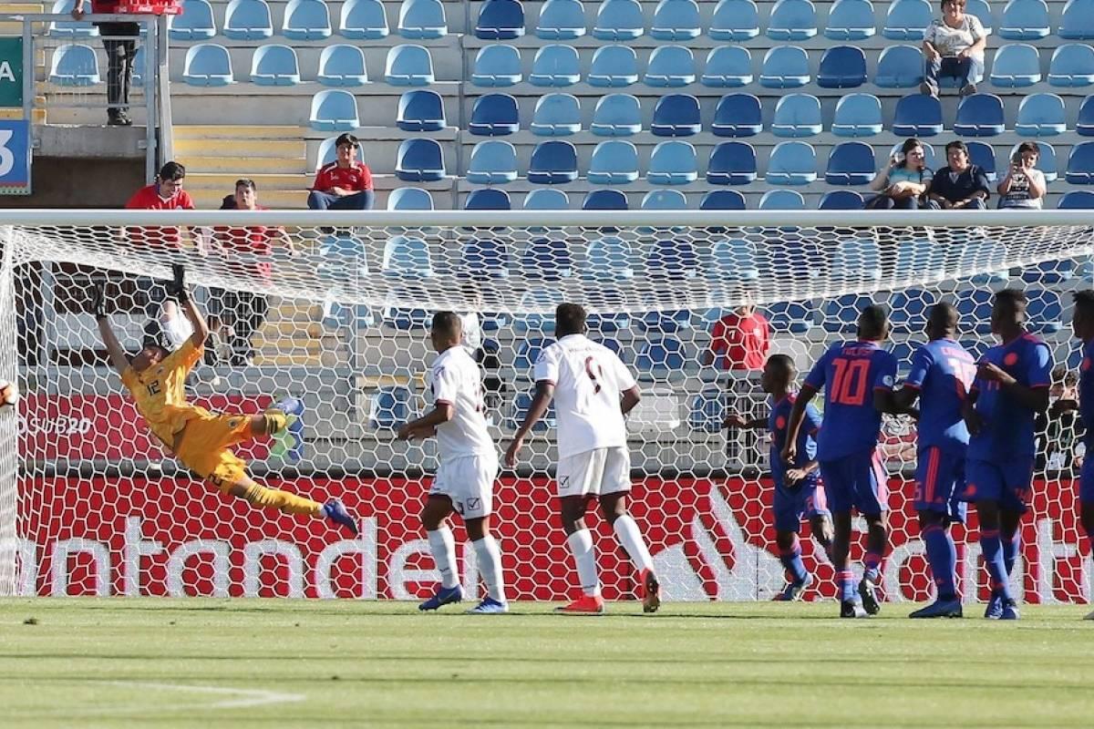 Colombia Sub 20 Hoy: VIDEO Resumen Y Gol En Colombia VS Venezuela Del