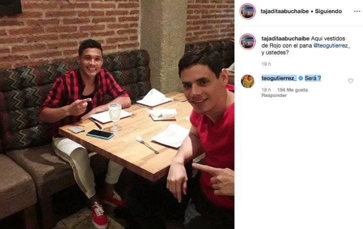 Mensaje Teófilo a Independiente
