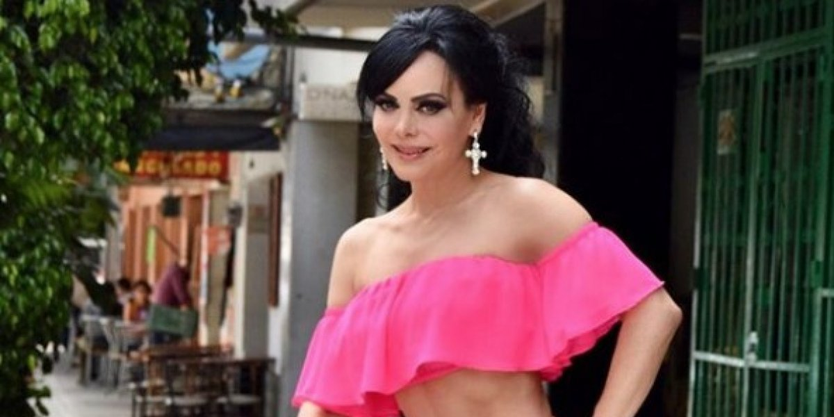 Maribel Guardia sorprende con su #10YearChallenge