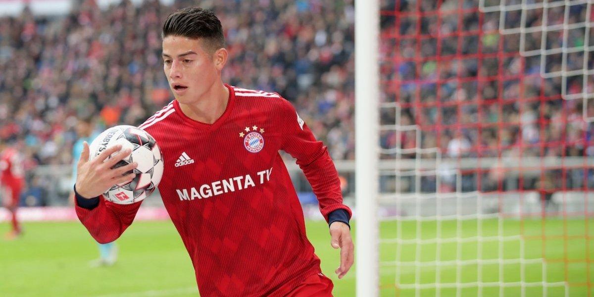 Hoffenheim vs. Bayern: ¡Regresa la Bundesliga y James también!