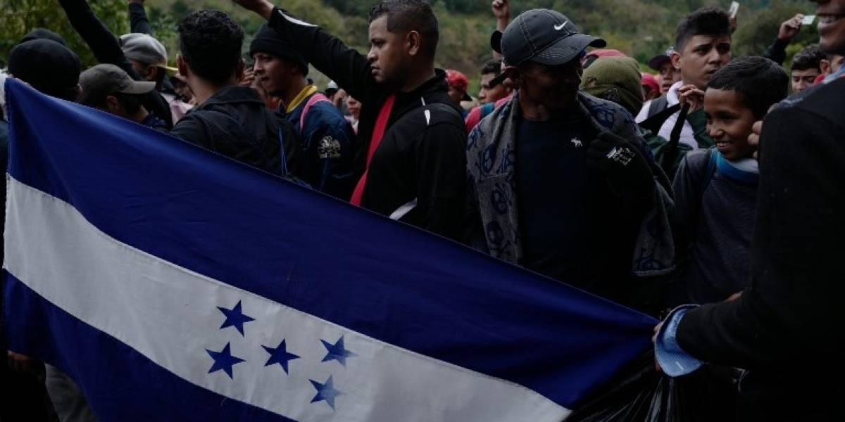 Migración se prepara para atender a nueva caravana de migrantes hondureños