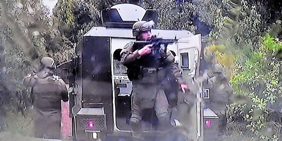 """Caso Catrillanca: carabineros del helicóptero que lo vincularon a robo habrían mentido pues """"nunca hubo visión fija"""""""