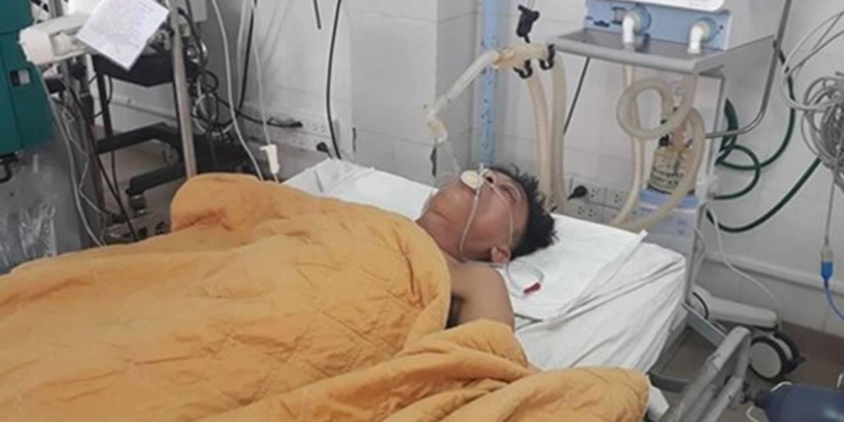 INUSITADO: paciente com intoxicação por álcool recebe 'transfusão' de 5 litros de cerveja