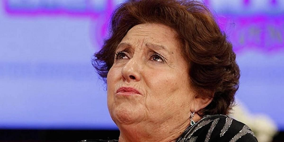 """Doctora Cordero pide disculpas públicas a Cathy Barriga: """"Me siento muy arrepentida"""""""