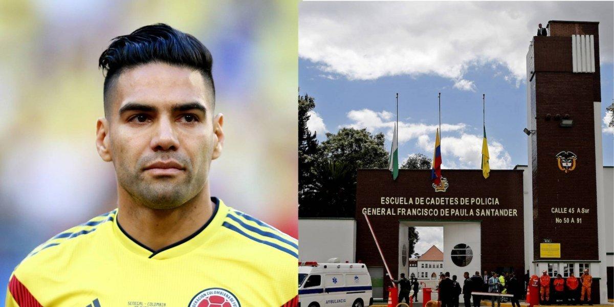 Falca García y Nairo Quintana reprochan atentado terrorista en Bogotá