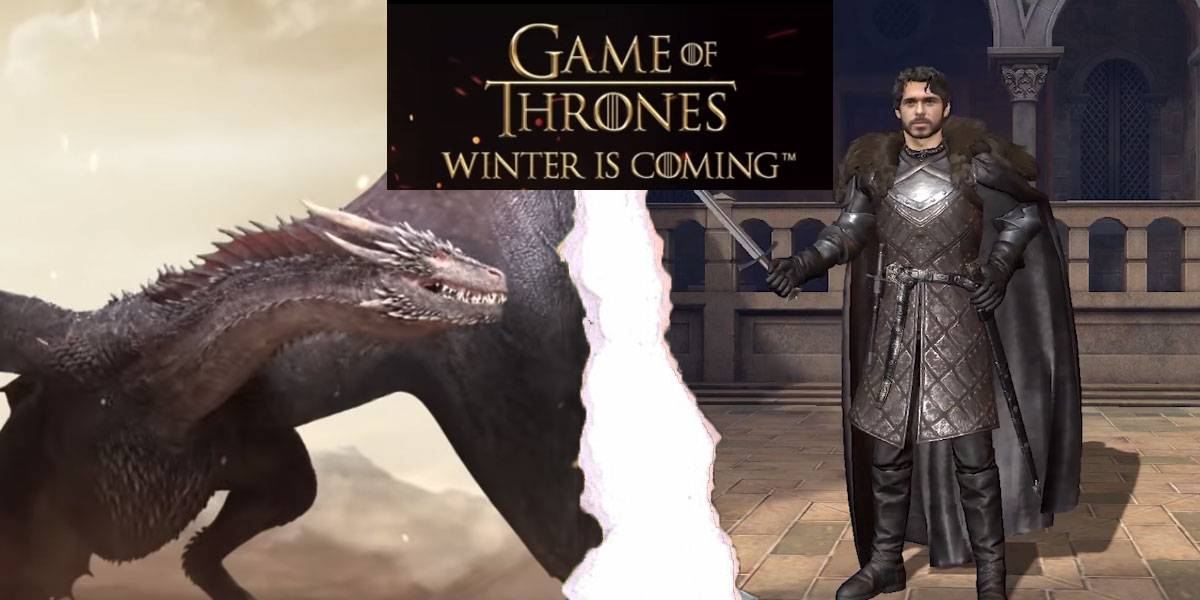 Game of Thrones: Winter is Coming