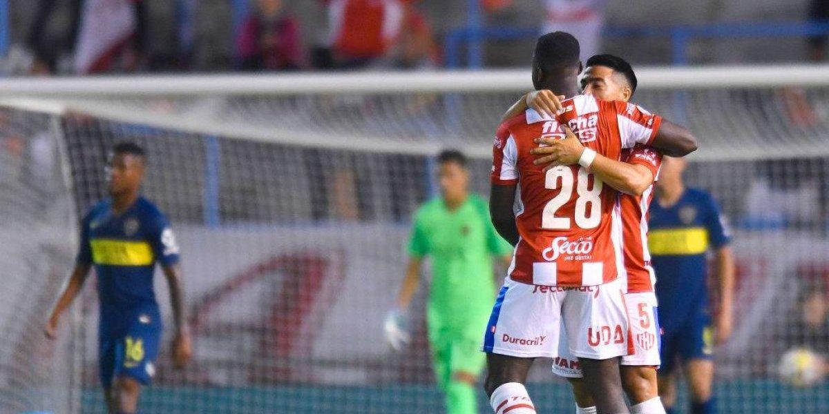 Boca Juniors no puede olvidar la final perdida en la Libertadores y cayó en el primer partido de Gustavo Alfaro