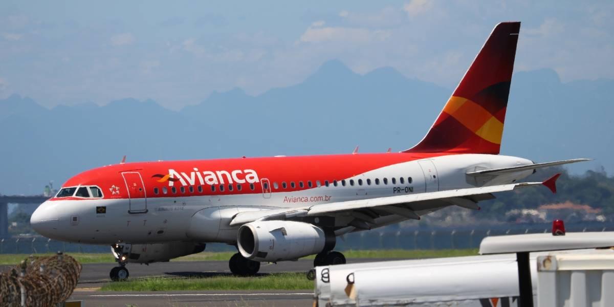 Avianca devolverá mais 8 aeronaves a partir de segunda-feira