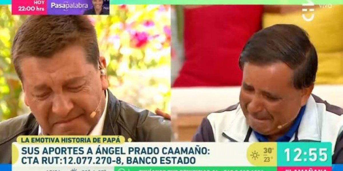 El noble gesto de Julio César Rodríguez: ofrece ayuda tras desgarrador testimonio del padre de nueve hijos