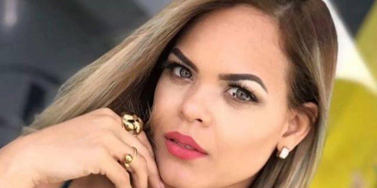 Kiara Romero se recupera en su residencia