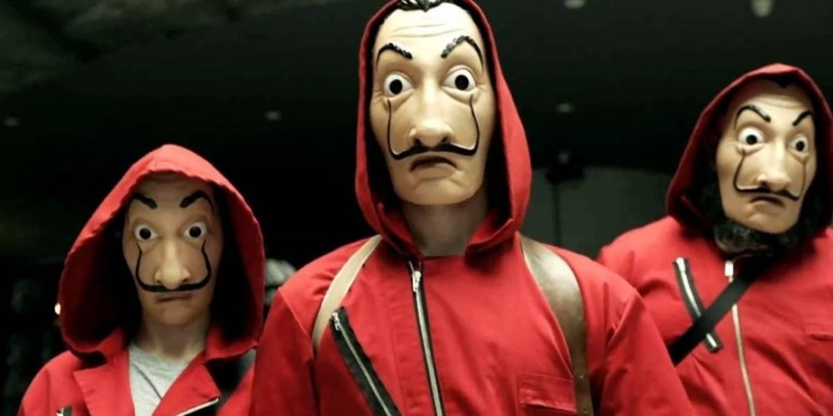"""Netflix publica las primeras imágenes de """"La casa de papel"""" en las que aparece Berlín"""