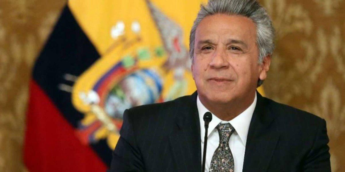 Lenín Moreno y sus primeras declaraciones de apoyo a Venezuela y a Juan Guaidó